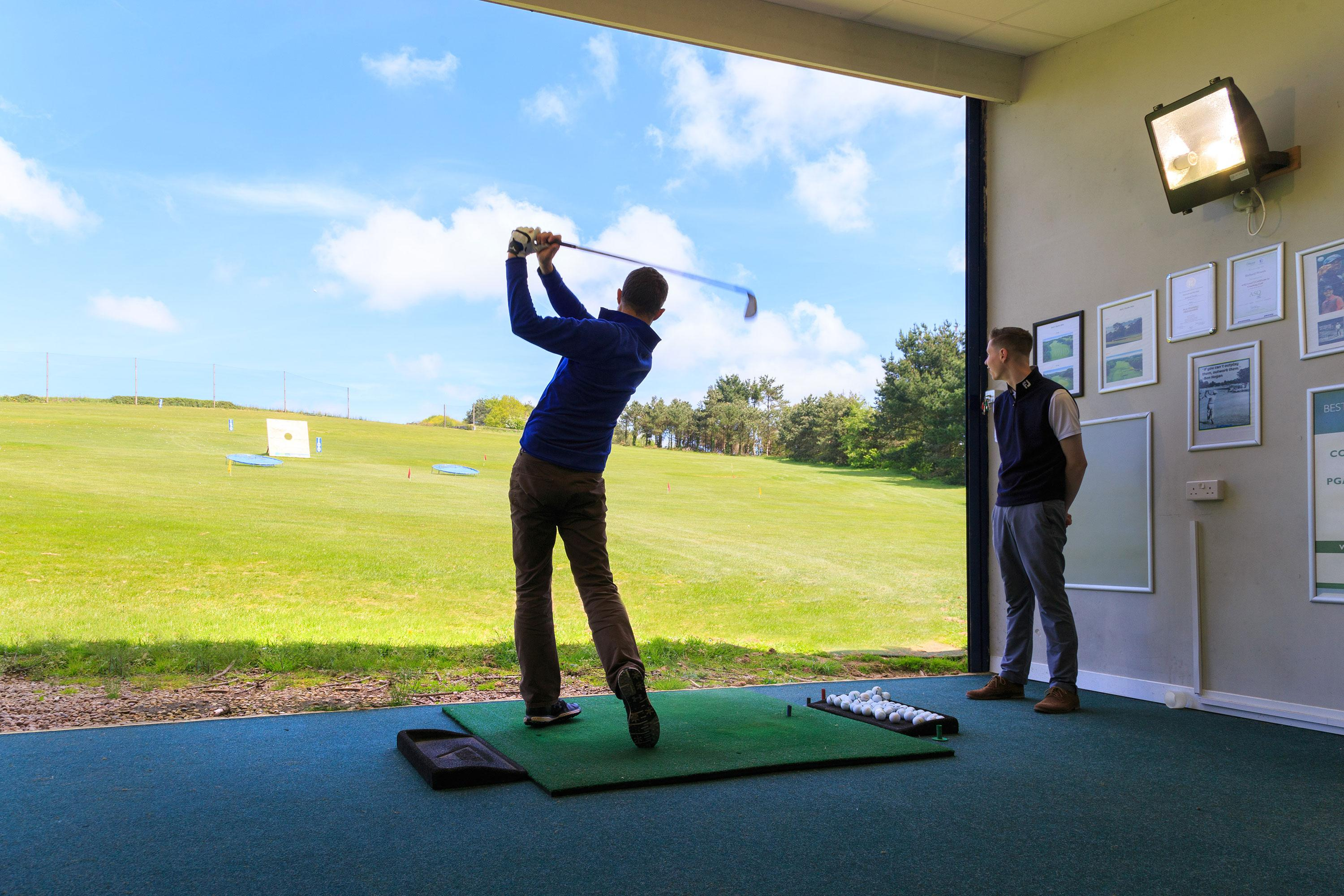 Golf Break-out Session