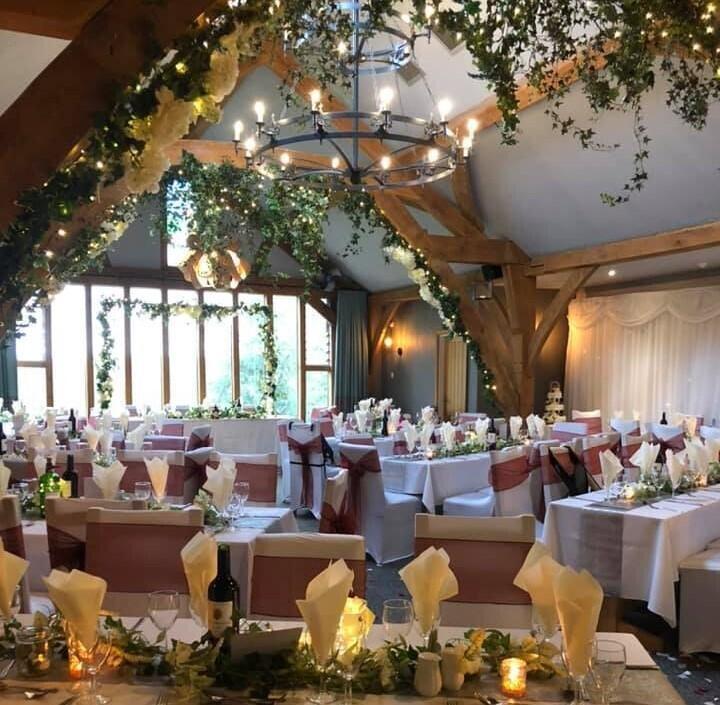 Oak Room Wedding